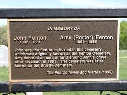 Amy <i>Porter</i> Fenton