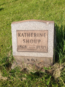 Katherine <i>Doerr</i> Shoup