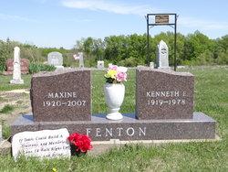 Delores Maxine <i>Thomas</i> Fenton