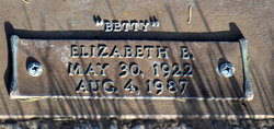 Elizabeth Patricia <i>Burgess</i> Asay