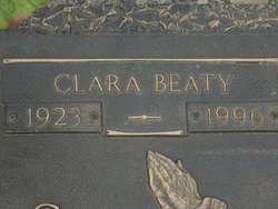 Clara Margaret <i>Beaty</i> Flowers