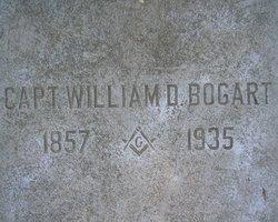 Capt William Durand Bogart