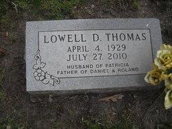 Lowell Dean Thomas