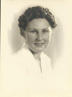 Ruth Winifred <i>Royle</i> Hall