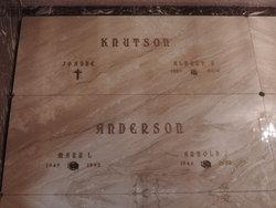 Albert E Knutson