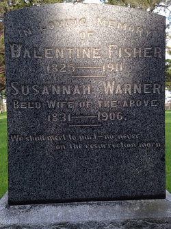 Susannah <i>Wanner</i> Fisher