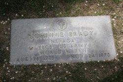 Johnnie Brady