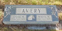 Berton W Avery