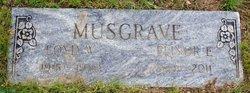 Mrs Elinore E. <i>Phillips</i> Musgrave