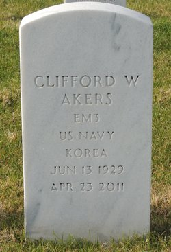 Clifford W. Akers