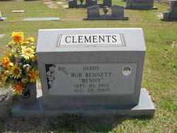 Bob Bennett Benny Clements, Jr