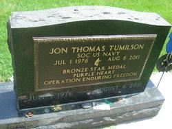 Jon Thomas JT Tumilson