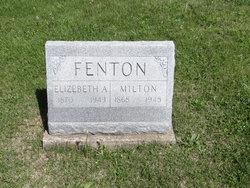 Elizabeth A <i>Swan</i> Fenton
