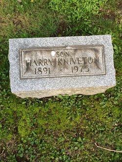 Harry Kniveton