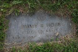 Jimmy R. Hobby