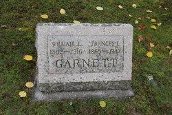 Frances I. Fannie <i>Smith</i> Garnett