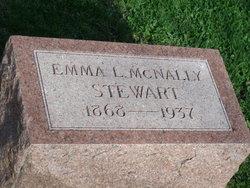 Emma <i>McNally</i> Stewart