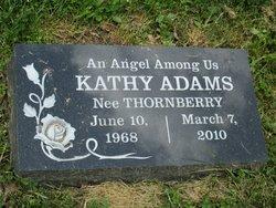 Kathy <i>Thornberry</i> Adams