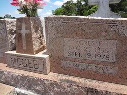 Agnes <i>Frederick</i> McGee