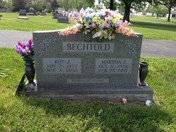 Martha Elizabeth <i>Friedrich</i> Bechtold