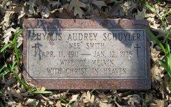 Phyllis Audrey <i>Smith</i> Schuyler