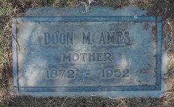 Doon <i>Montgomery</i> Ames