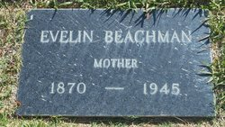 Evelyn <i>Taylor</i> Beachman