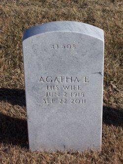 Agatha E. Holmes