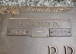 Harold D. Bud Brewer