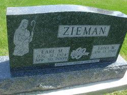 Earl Marvin Zieman