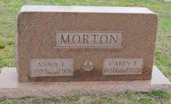 Anna L <i>Hook</i> Morton