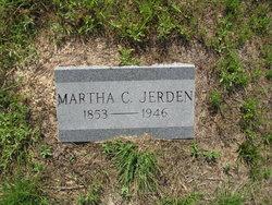 Martha C. <i>Dobbs</i> Jerden