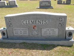 Emogene <i>Rogers</i> Clements