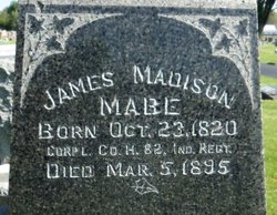 James Madison Mabe