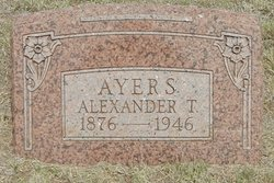Alexander T Ayers