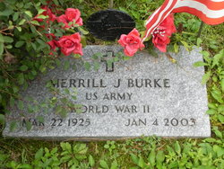 Merrill J Burke
