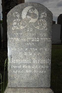Benjamin Kravitz