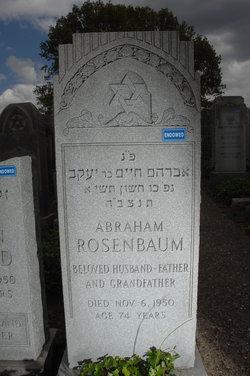 Abraham Rosenbaum
