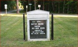 New Anna Baptist Church Cemetery