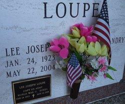 Lee Joseph Loupe