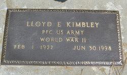 Lloyd Eugene Kimbley