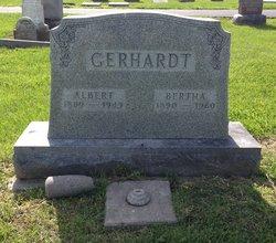Bertha <i>STEGNER</i> GERHARDT