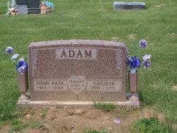 Cecilia Rose <i>Yager</i> Adam