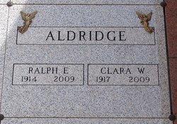 Ralph E. Aldridge