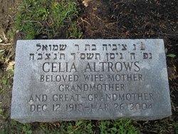 Celia <i>Dubin</i> Altrows