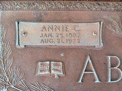 Annie Blue <i>Cottingham</i> Abbott