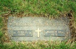 Barbara M. <i>Meyer</i> Fawcett