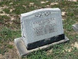 Mary Elenora Nora <i>Hayden</i> Brewer