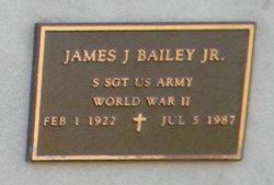 James J Bailey, Jr