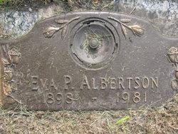Eva Pauline <i>Davis</i> Albertson